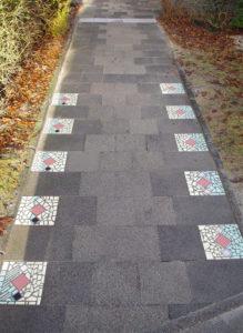 Krummenacker Gehweg